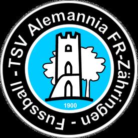 Jugendfussball TSV Alemannia Zähringen